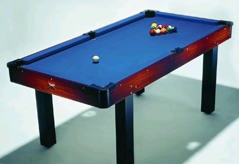 Bce Pool Table 6ft By 3ft Wide