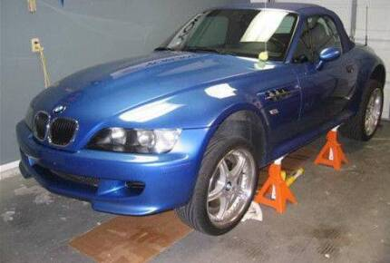 Lots of Z3 parts wrecking E36 3 Series 90's BMW Hornsby Hornsby Area Preview