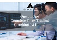 One on One Complete Forex Trading Coaching (At Home Training Mentor)