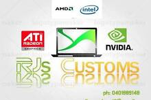 Custom built computers to order! RJs Customs Caroline Springs Melton Area Preview