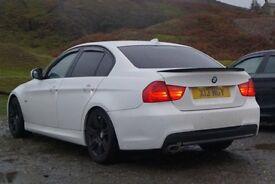 BMW 318D M-Sport