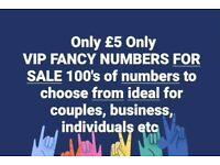 VIP FANCY NUMBERS FOR SALE