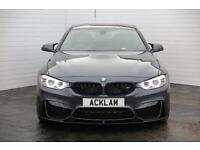 BMW 4 Series 2016 66 BMW M4 3.0 444BHP Competition Pack M DCT 2 Door Carbon M-Pe