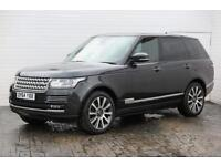 2014 Land Rover Range Rover 2014 64 Land Rover Range Rover Autobiography 4.4 SDV