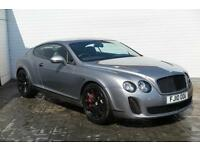 Bentley Continental 2010 10 Bentley Continental GT 6.0 W12 Supersports Auto Coup