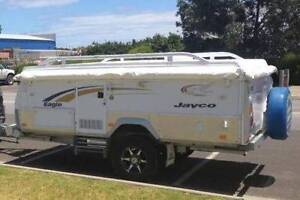2009 Jayco Eagle Outback Paradise Campbelltown Area Preview