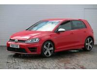 2014 Volkswagen Golf 2014 64 Volkswagen Golf R 2.0 TSI 300BHP 4 Motion Petrol re