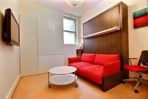 Clei Murphy Bed and Office set