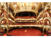 DRITY DANCING TICKETS FOR BELFAST OPERA HOUSE. THURS 23rd FEB 2017. 7.30pm
