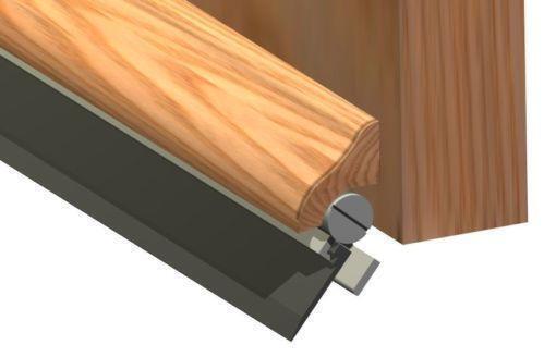 Wooden Door Draft Excluder Ebay