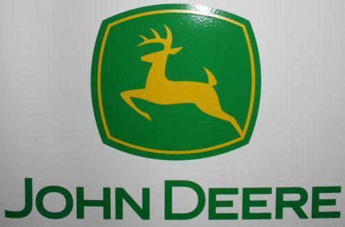 John Deere Cornhole Decals Ebay