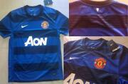 Manchester United Away Shirt 2011