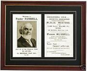 Pastor Russell