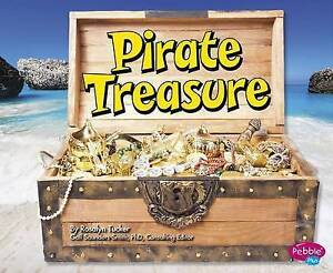 Pirate Treasure by Tucker, Rosalyn -Hcover