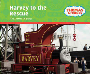 """""""VERY GOOD"""" Harvey to the Rescue (Thomas & Friends), , Book"""
