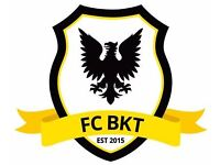 FC BKT - COACH WANTED