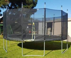 15 Foot Action Trampoline (Brand New) Kurralta Park West Torrens Area Preview