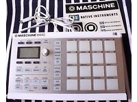 maschine mikro mk 2 white with software