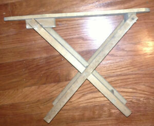 Antique toy wooden ironing board for sale London Ontario image 1