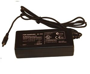 Mains Power Supply Charger for AA-E8 AA-E9 for Samsung VP-HMX20 VP-MX10 VP-MX20