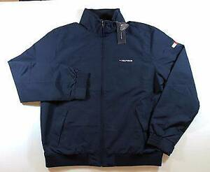 MENS TOMMY HILFIGER YACHT JACKET - NAVY SIZE M Ipswich Ipswich City Preview