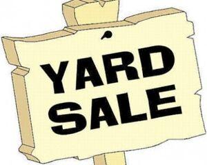 Siloam's Fall Yard & Bake Sale