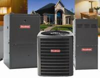 Profesional Heating and Cooling installer + Technician