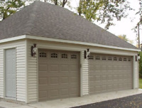 custom build garages