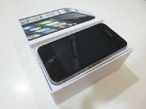 AMAZING DEAL! IPHONE 4S, BLACK, ROGERS, CHATR