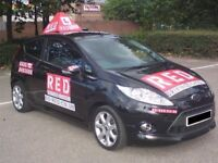 Driving Instructor - Jay Farrell - Red Driving School