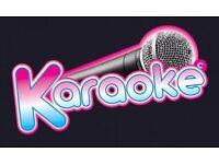 g-k karaoke show