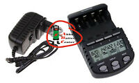 Technoline Bc700 Cargador Batería / Schnelladegeraet 9 En 1 Funciones -  - ebay.es