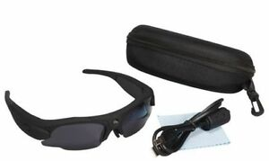 used - iKam Etreme 720P Video Sunglasses