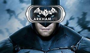 Batman Arkham for PSVR