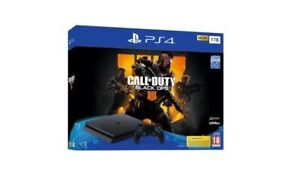 Brand New Sony PS4 Call of Duty BLACK OPS bundle 1Tb +WARRANTY