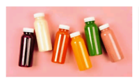 Juice cleanse - get ready for holiday! You need it.