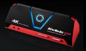 AVERMEDIA GAMING CAPTURE AND STREAMER IN 4K (NEW)