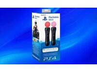 Swap brand new Teal Hatchimal with receipt for twin pack PS4 move controllers