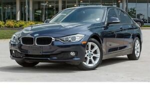 Short Term Lease take over - 2014 BMW 3-Series sport pacakge