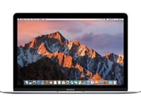Brand new 2017 Apple MacBook (Space Grey)