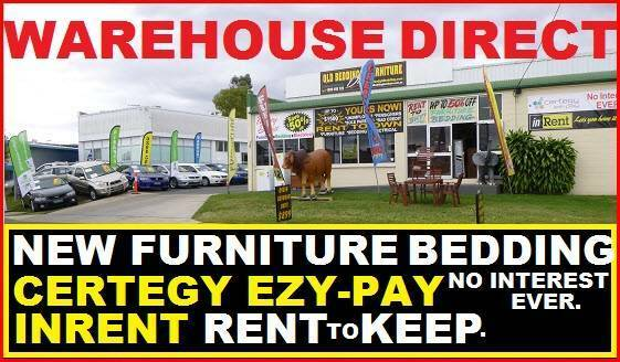 Qld Bedding Furniture Direct, Furniture Direct Warehouse