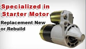 Reconditioned Starter Motor and Alternator Mount Druitt Blacktown Area Preview