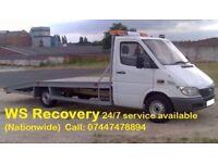 recovery breakdown