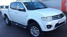 Mitsubishi L200 Trojan FROM £57 PER WEEK!