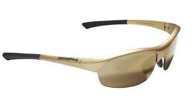 Swiss Eye Wechselscheiben Fahrradbrille Sportbrille Slide gold metal
