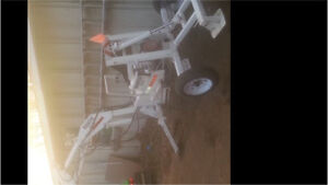Towable backo a 1 Whit zoom bom contact 8192082289