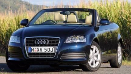 Audi A-Series Convertible South Granville Parramatta Area Preview