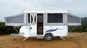 Jayco 2012 Eagle Camper Trailer Ocean Grove Outer Geelong Preview