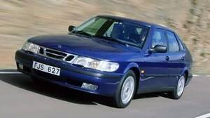 1999 Saab 9-3 s Hatchback (5 doors) Berriedale Glenorchy Area Preview