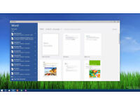 MICROSOFT OFFICE PRO SUITE for PC 32/64